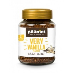 Razkošna kava - okus vanilije 50g