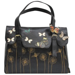 Velika torbica Bohemia metulj