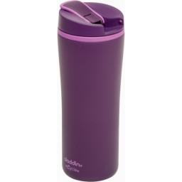 Reciklirani termo lonček flip-seal 0.35l vijoličen