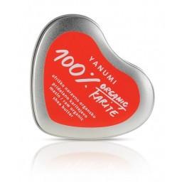 Srček s 100% naravnim karitejevim maslom 50 ml