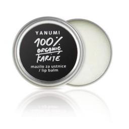 100% naravno karitejevo maslo za nego ustnic 9 ml