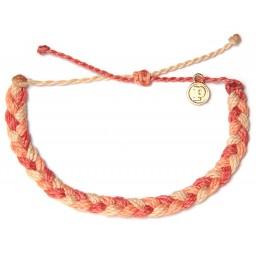 Zapestnica pletena - breskev