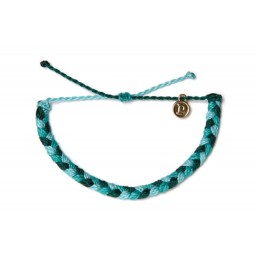 Zapestnica pletena - modra blues