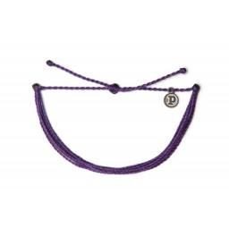 Zapestnica solid - vijolična