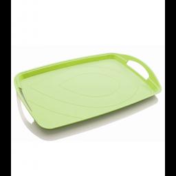 Nosilni pladenj zelen