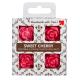 4 dišeči voski v darilni škatlici - Sladka Češnja
