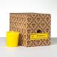 12 votivnih sveč v darilni škatli - Citronela
