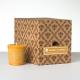 12 votivnih sveč v darilni škatli - Whiskey-Karamela