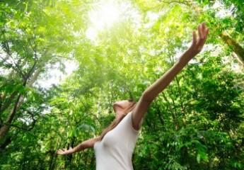 Čas, ki ga preživimo v naravi, dela čudeže