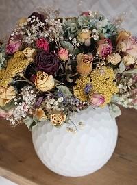 Šopek iz suhega cvetja - Kopija