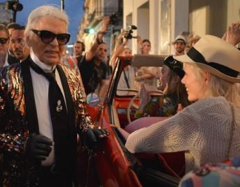 Chanel prvič na Kubi