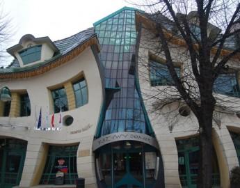 nenavadne hiše na svetu